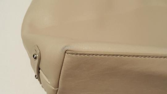 Cole Haan Buckle Leather Classic Shoulder Bag Image 6