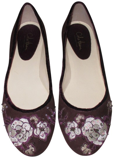 Preload https://img-static.tradesy.com/item/23338558/cole-haan-multi-color-cole-haan-collection-flats-with-embroidery-beads-size-7-b-flats-size-us-7-regu-0-1-540-540.jpg