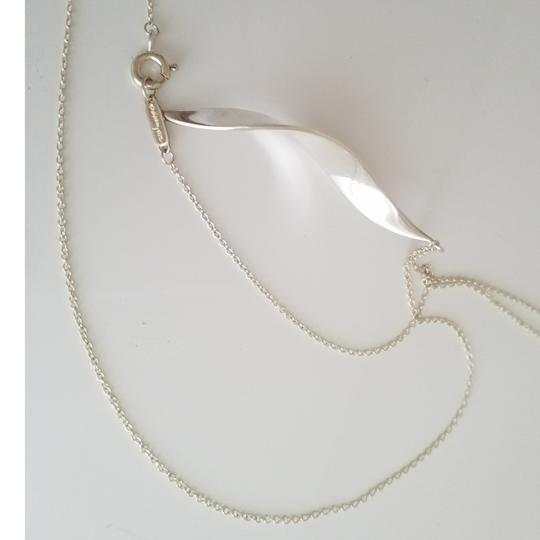 Tiffany & Co. RARE Tiffany & Co. Frank Gehry Willow Pendant Necklace