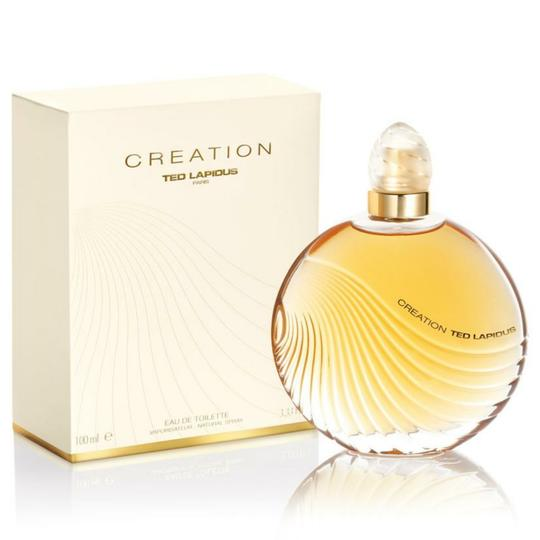 Ted Lapidus CREATION BY TED LAPIDUS FOR WOMEN-EDT-100 ML- FRANCE