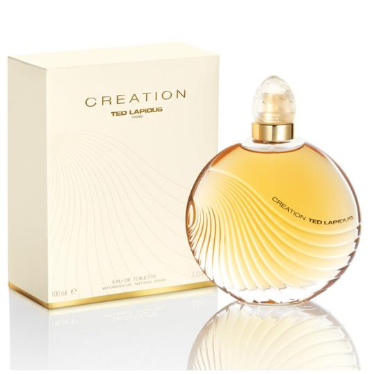Ted Lapidus CREATION BY TED LAPIDUS FOR WOMEN-EDT-100 ML- FRANCE Image 2
