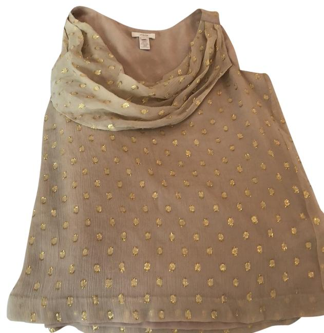 Preload https://img-static.tradesy.com/item/23338757/jcrew-nude-gold-detail-going-night-out-top-size-4-s-0-1-650-650.jpg
