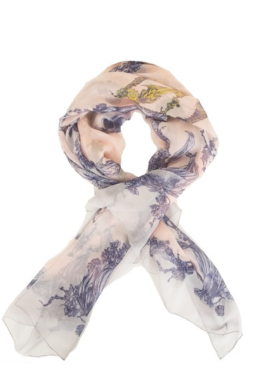 Preload https://item2.tradesy.com/images/alexander-mcqueen-pink-floral-and-skull-scarfwrap-23338786-0-0.jpg?width=440&height=440