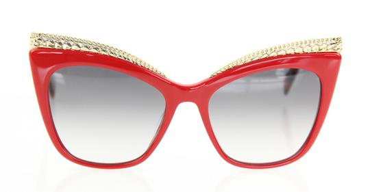 Preload https://item3.tradesy.com/images/moschino-red-009s-gold-chain-cat-eye-sunglasses-23338817-0-1.jpg?width=440&height=440