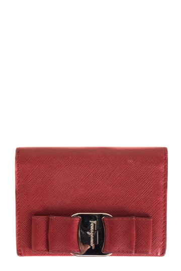 Preload https://item2.tradesy.com/images/salvatore-ferragamo-red-leather-mini-wallet-23338881-0-0.jpg?width=440&height=440