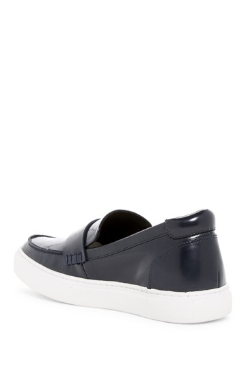 Kenneth Cole Loafer Brick Sneaker Casual Black Flats
