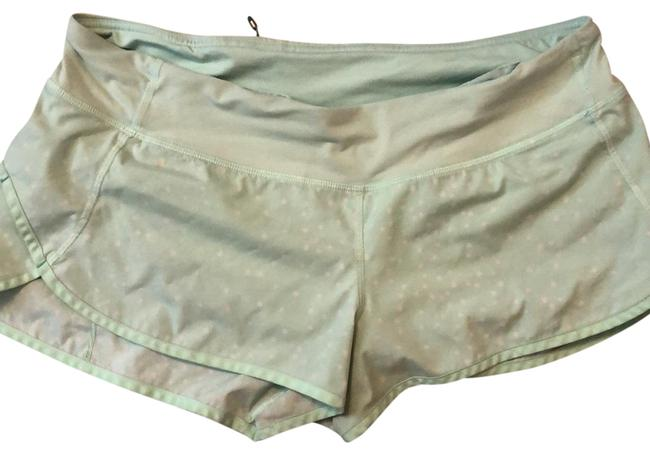 Preload https://item1.tradesy.com/images/lululemon-mint-green-speed-activewear-shorts-size-10-m-23338915-0-1.jpg?width=400&height=650