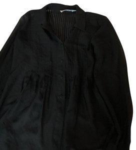 Jeunesse Button Down Shirt Black
