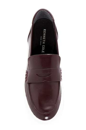 Kenneth Cole Loafer Sneaker Casual brick Flats Image 2