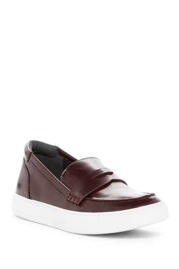 Kenneth Cole Loafer Sneaker Casual brick Flats Image 1
