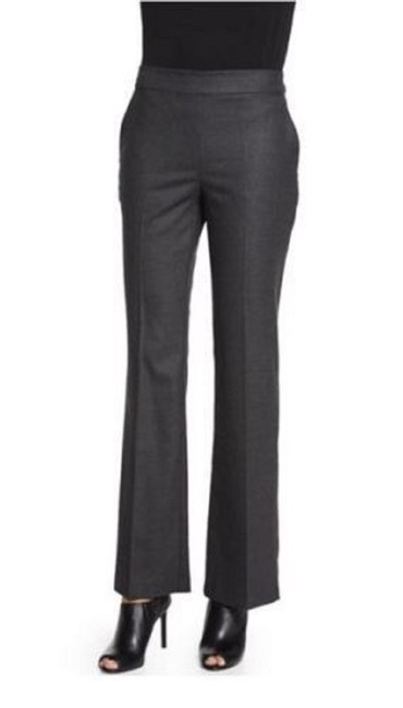 Eileen Fisher Boot Cut Pants charcoal gray Image 1
