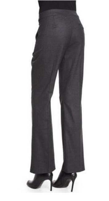 Eileen Fisher Boot Cut Pants charcoal gray Image 2