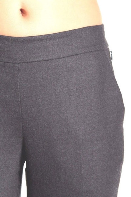 Eileen Fisher Boot Cut Pants charcoal gray Image 3