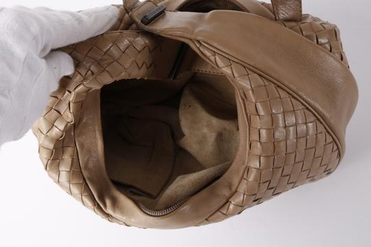 Bottega Veneta Medium Woven Hobo Bag