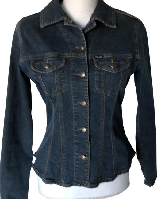 Preload https://item3.tradesy.com/images/faconnable-blue-jacket-size-2-xs-23339017-0-2.jpg?width=400&height=650