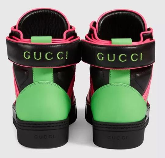 Gucci Multicolor Neon Athletic