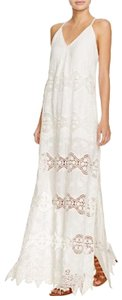 ivory Maxi Dress by Alice + Olivia