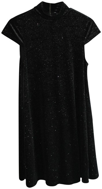 Preload https://item5.tradesy.com/images/french-connection-black-galaxy-stars-sparkle-short-night-out-dress-size-6-s-23339094-0-2.jpg?width=400&height=650