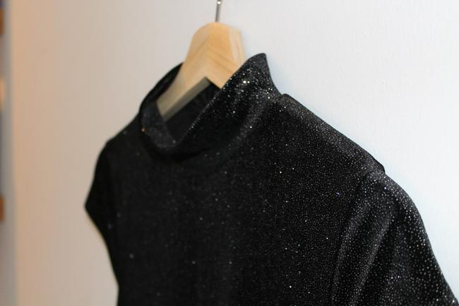 French Connection Galaxy Sparkle Minidress Dress