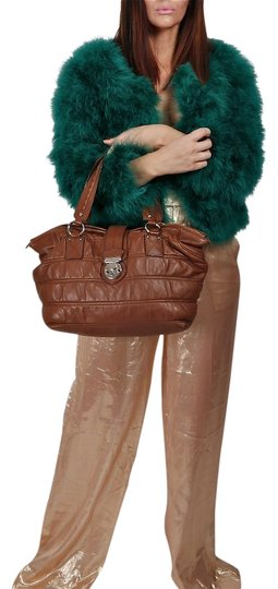 Preload https://item1.tradesy.com/images/dolce-and-gabbana-dolce-and-gabbana-miss-very-sexy-brown-leather-satchel-23339110-0-1.jpg?width=440&height=440