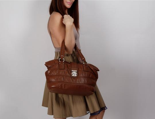 Dolce&Gabbana Large Satchel in Brown Image 3