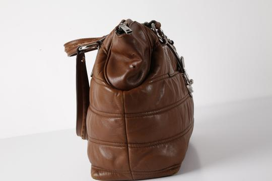 Dolce&Gabbana Large Satchel in Brown Image 8