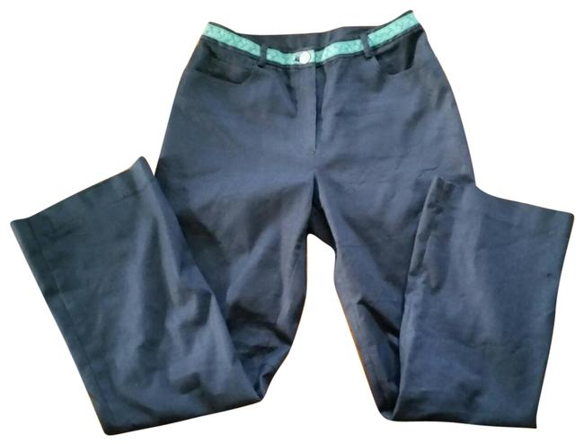 Item - Gray Blue The Jeanie Summer Trouser Pants Size 6 (S, 28)