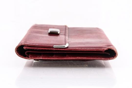 Givenchy Givenchy Checkbook Organizer Wallet Red Image 2