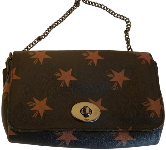 Coach Star Canyon Phone Case Cross Body Bag