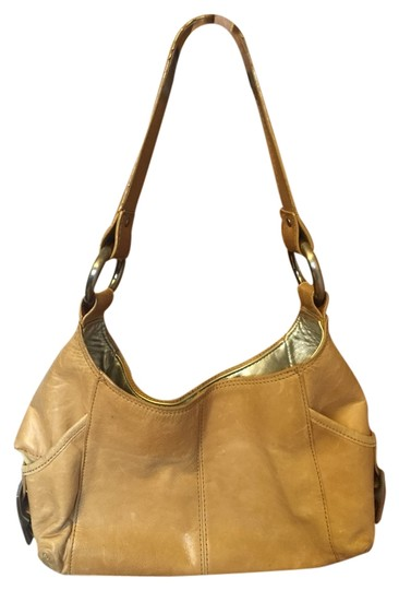 Preload https://item1.tradesy.com/images/kenneth-cole-reaction-tan-leather-hobo-bag-2333935-0-0.jpg?width=440&height=440