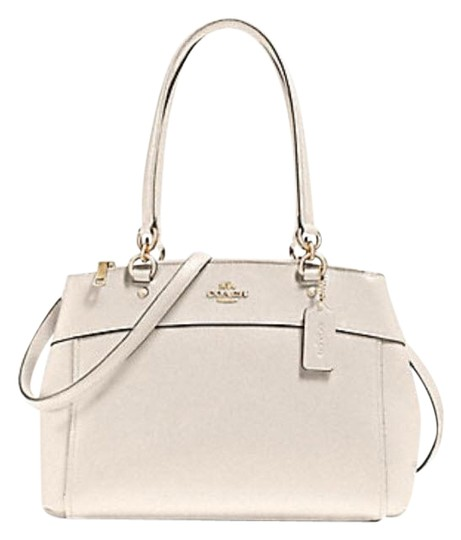 Preload https://img-static.tradesy.com/item/23339399/coach-christie-mini-brooke-carryall-f25928-57523-chalk-leather-satchel-0-2-540-540.jpg