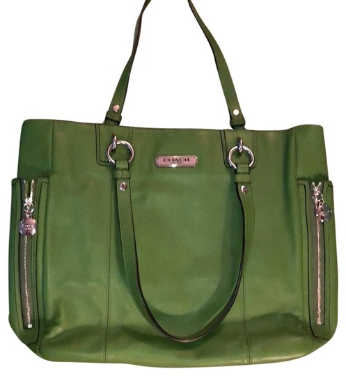 Preload https://item5.tradesy.com/images/coach-leather-tote-23339414-0-1.jpg?width=440&height=440