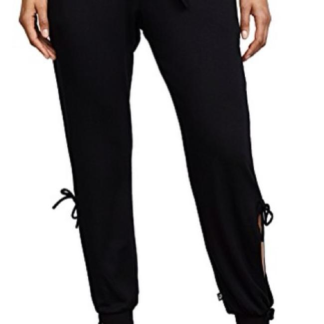 Terez French Terry Side Tie Joggers