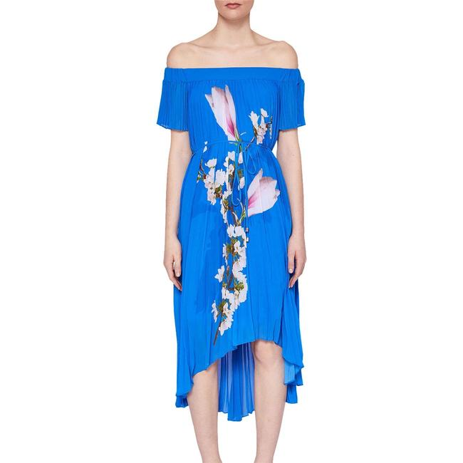 BRIGHT BLUE Maxi Dress by Ted Baker