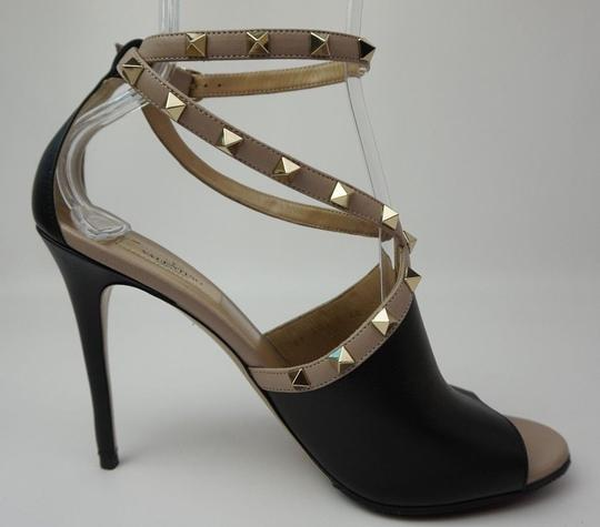 Valentino Black Sandals Image 2