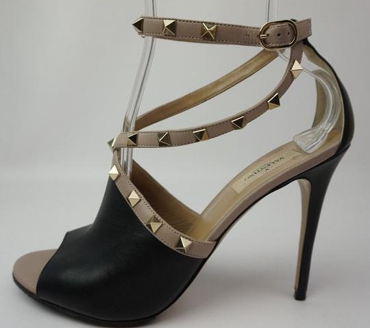Valentino Black Sandals Image 3