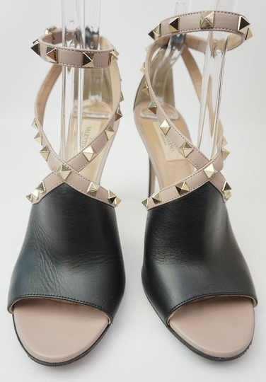Valentino Black Sandals Image 4