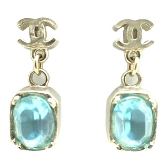 Preload https://item5.tradesy.com/images/chanel-gold-cc-c-c-coco-blue-poured-glass-dangle-earrings-23339544-0-1.jpg?width=440&height=440