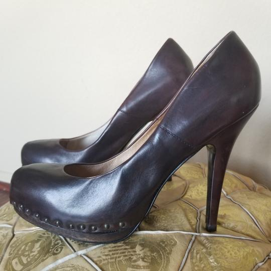 AllSaints Concealed Handmade Leather Stiletto 5