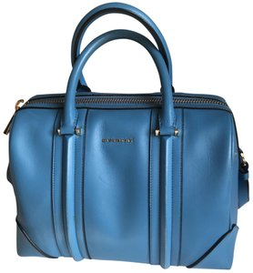 Givenchy Satchel in Baby Blue
