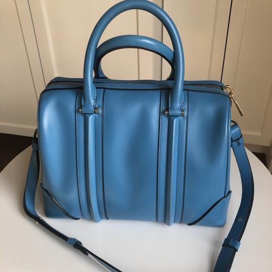 Givenchy Satchel in Baby Blue Image 1