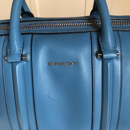 Givenchy Satchel in Baby Blue Image 2