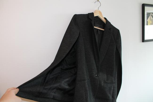BCBGMAXAZRIA Upas Office-to-evening Clean Lines Never Worn Cape