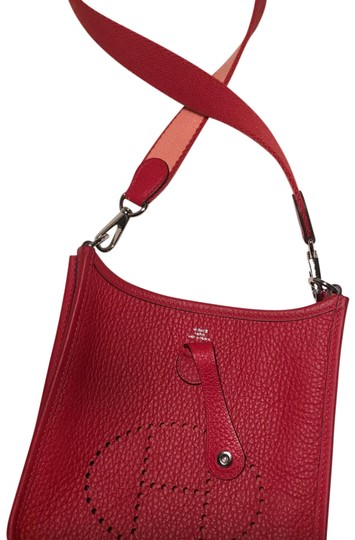 Preload https://item2.tradesy.com/images/hermes-evelyne-very-hard-color-to-find-red-lambskin-leather-cross-body-bag-23339651-0-1.jpg?width=440&height=440