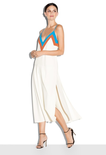 ivory Maxi Dress by MILLY