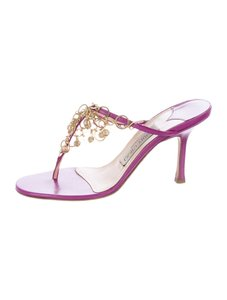 Jimmy Choo LIGHT PURPLE Sandals