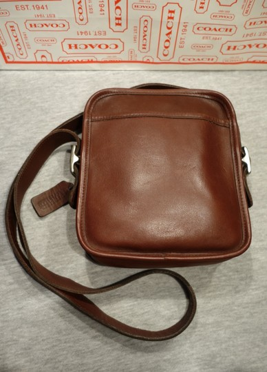 Coach Vintage Camera Classic Coachella Cross Body Bag