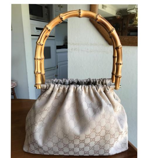 Preload https://item2.tradesy.com/images/gucci-bamboo-hobo-tote-brown-beige-canvas-shoulder-bag-23339746-0-2.jpg?width=440&height=440