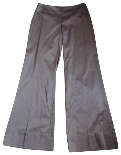 Preload https://item2.tradesy.com/images/donna-degnan-taupe-stretch-wide-leg-pants-size-6-s-28-23339776-0-2.jpg?width=400&height=650
