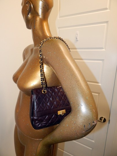 Bally Lamb Quilted Chain Shoulder Bag